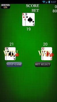 BlackJack Free Bets screenshot 2