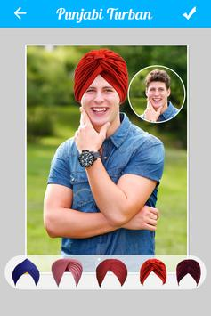 Punjabi Turbans Photo Editor poster