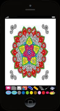 Mandala Coloring Pages screenshot 1