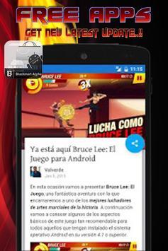 Free Blackmart App Tips apk screenshot
