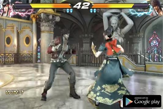 Guide For Tekken 7 New apk screenshot