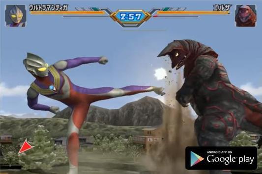 Guide For Ultraman Fighting screenshot 2