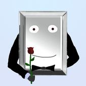 😚Cute Little Mirror icon
