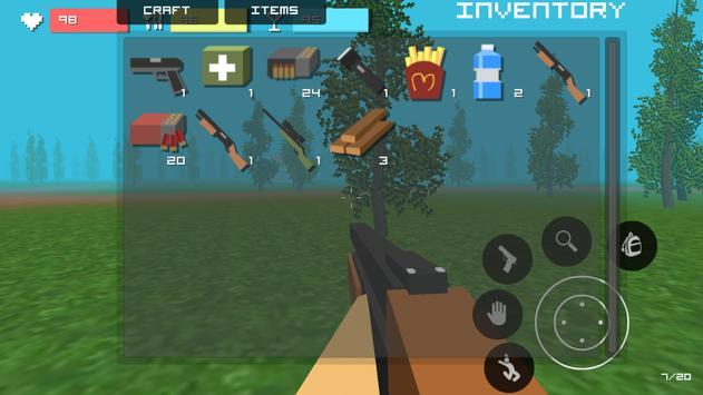 Multicraft block 2: Story mode apk screenshot