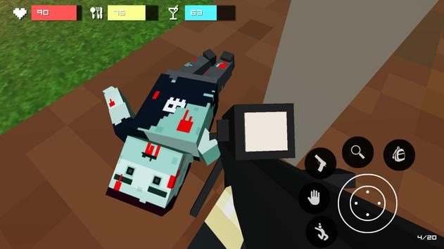 PE Craft: Exploration Survival apk screenshot