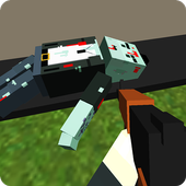 Pixel unturned: survivalcraft icon