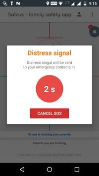 Salvus - Family safety app screenshot 3