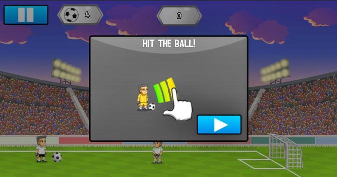 Freekick Battle Game screenshot 6