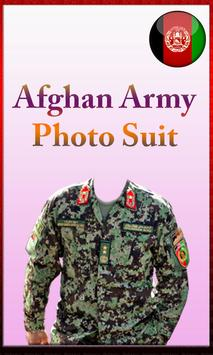 Afghan Army Suit Changer - Uniform Editor 2018 poster