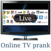 Free TV Without Internet Prank icon