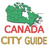 Canada Travel City Guide icon