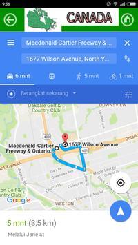 Canada Travel City Guide apk screenshot