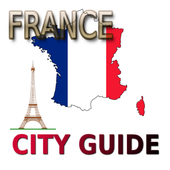 France Travel City Guide icon