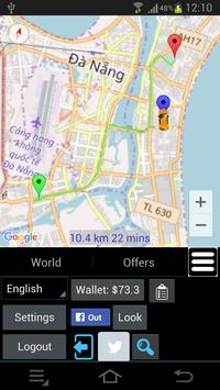 Taxi Finder screenshot 3
