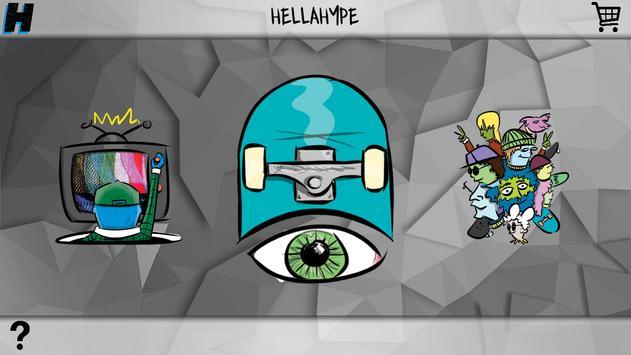HellaClips Skateboard Videos poster