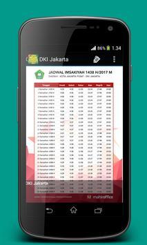 Jadwal Imsakiyah Ramadhan 2017 apk screenshot