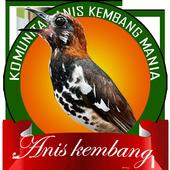 Kicau Anis Kembang icon