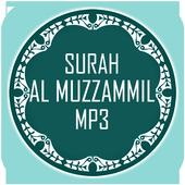 Surah Al Muzzammil Mp3 icon