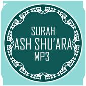 Surah Ash Shu'ara Mp3 icon
