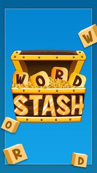 Word Stash: Brain Training App poster
