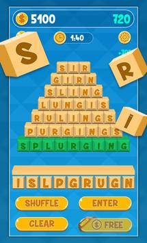 Word Stash: Brain Training App screenshot 3