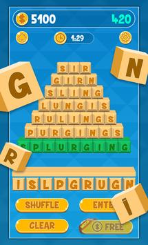 Word Stash: Brain Training App screenshot 4