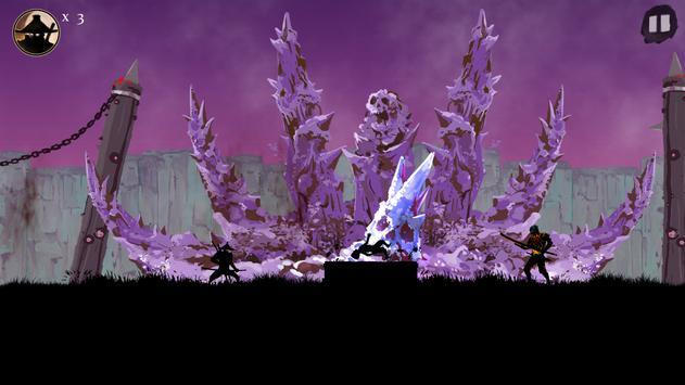 Ninja Arashi screenshot 1