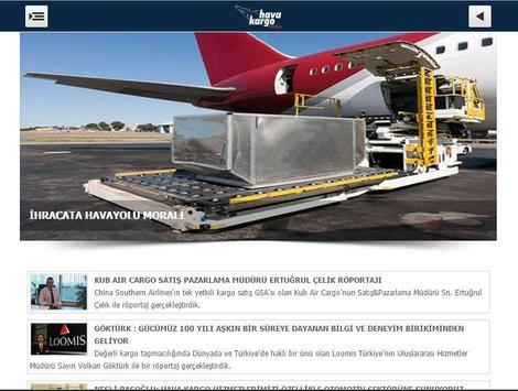 Hava Kargo Türkiye apk screenshot