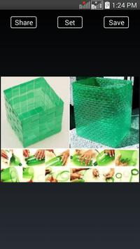 DIY Crafts Plastic Bottles screenshot 10