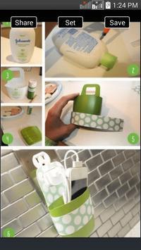DIY Crafts Plastic Bottles screenshot 11