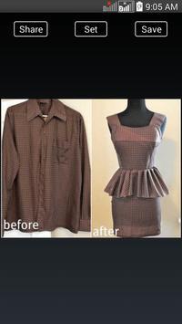 DIY Fashion Clothes Ideas screenshot 12