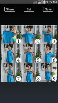 DIY Fashion Clothes Ideas screenshot 4