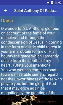 Saint Anthony of Padua Novena screenshot 1