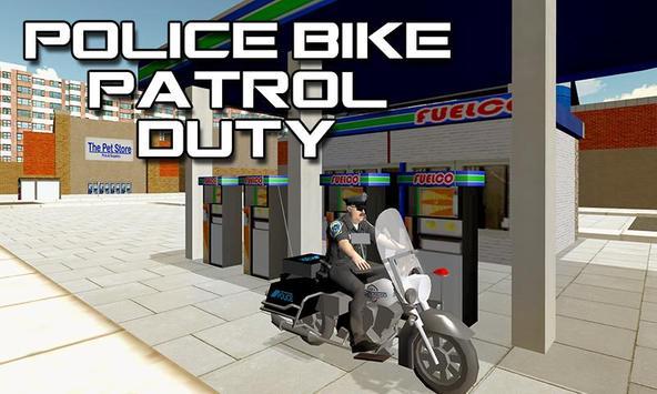 Police Motorbike Rider Sim screenshot 2