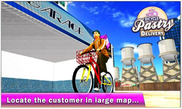 Bicycle Pastry Delivery Rider apk screenshot
