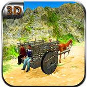 Horse Cart Hill - Buggy Driver icon