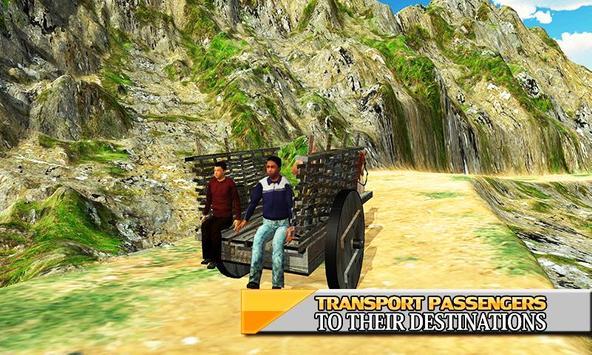 Horse Cart Hill - Buggy Driver screenshot 3