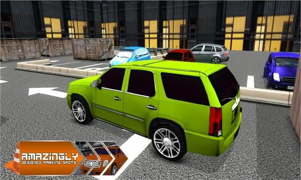4x4 Jeep Parking - Smart Drive screenshot 1