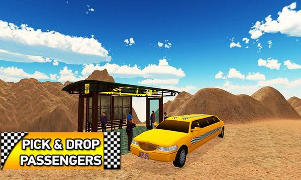 Offroad Limo Taxi Driving Sim apk screenshot