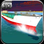 Sea Animals Transporter Ship icon
