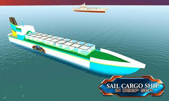 Sea Animals Transporter Ship apk screenshot