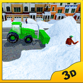 Snow Blower Truck Simulator icon