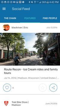 blackriver cycling - GPS Rides apk screenshot