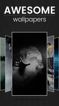 صور سوداء الملصق