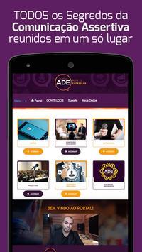 Portal ADE - Arte de Expressar screenshot 1