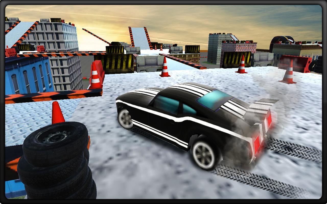 Jet Car Stunt Games