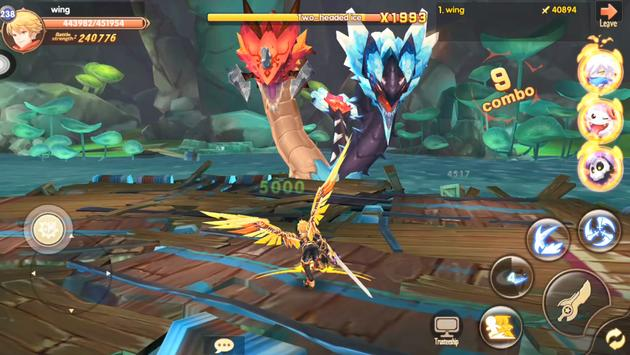 Blade & Wings screenshot 15