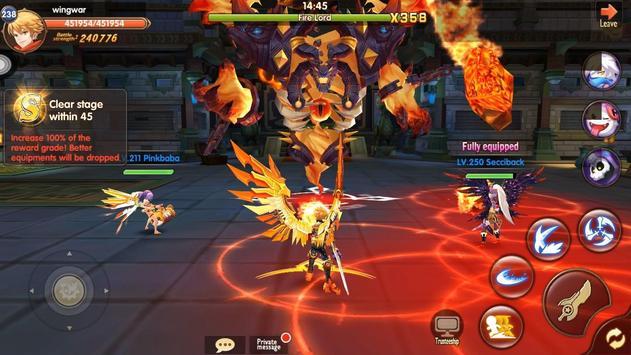 Blade & Wings screenshot 20