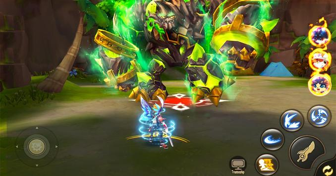 Blade & Wings screenshot 22