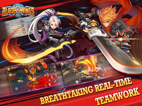Blade & Wings screenshot 2